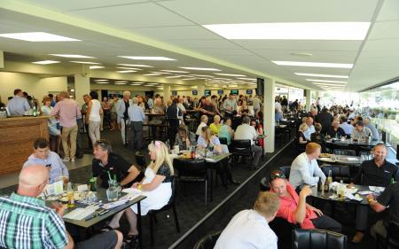 Pukekura Raceway corporate functions